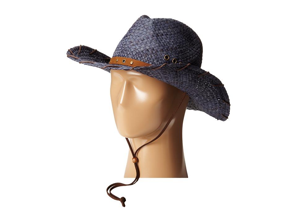 Pistil - Ridley Sun Hat (Indigo) Caps
