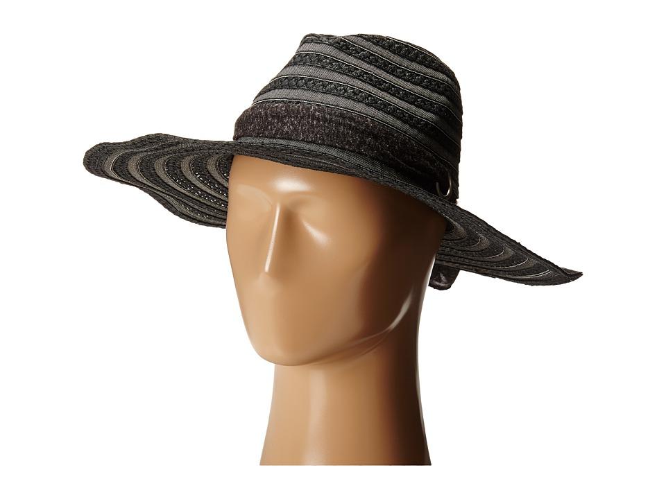 Pistil - Paloma Sun Hat (Black) Caps