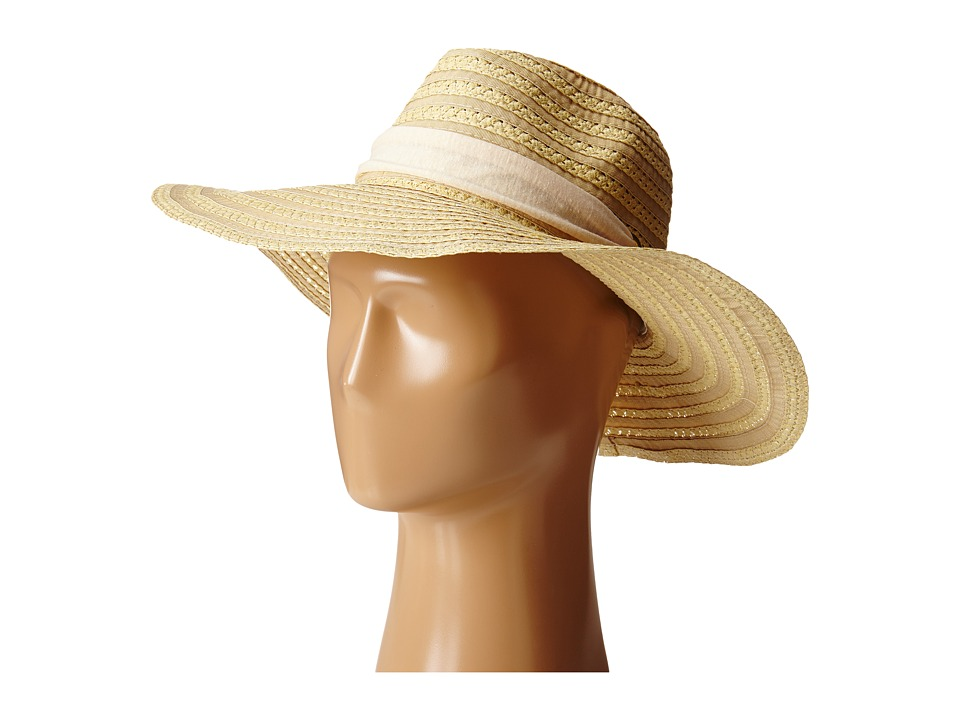 Pistil - Paloma Sun Hat (Natural) Caps