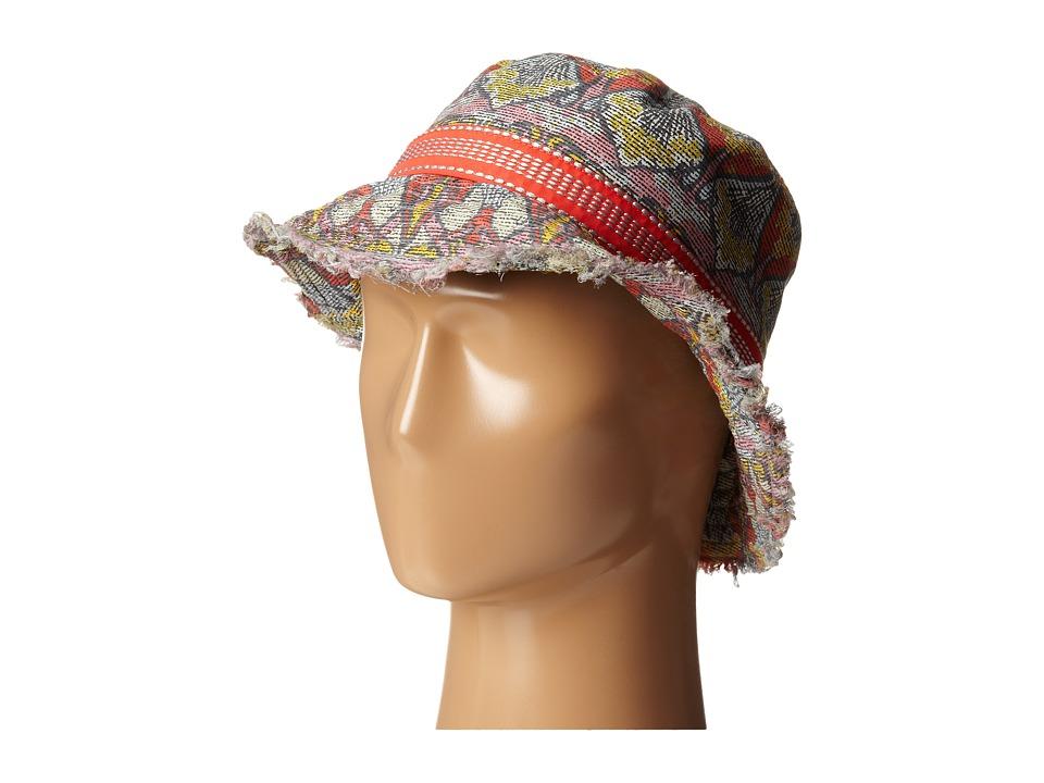 Pistil - Miley Sun Hat (Hibiscus) Caps