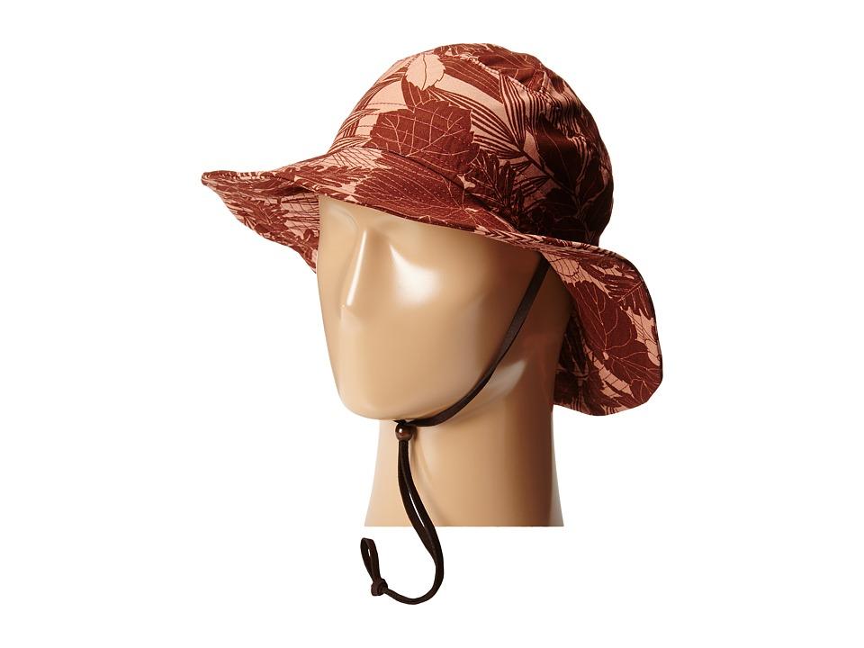 Pistil - Tristan Sun Hat (Rhubarb) Caps
