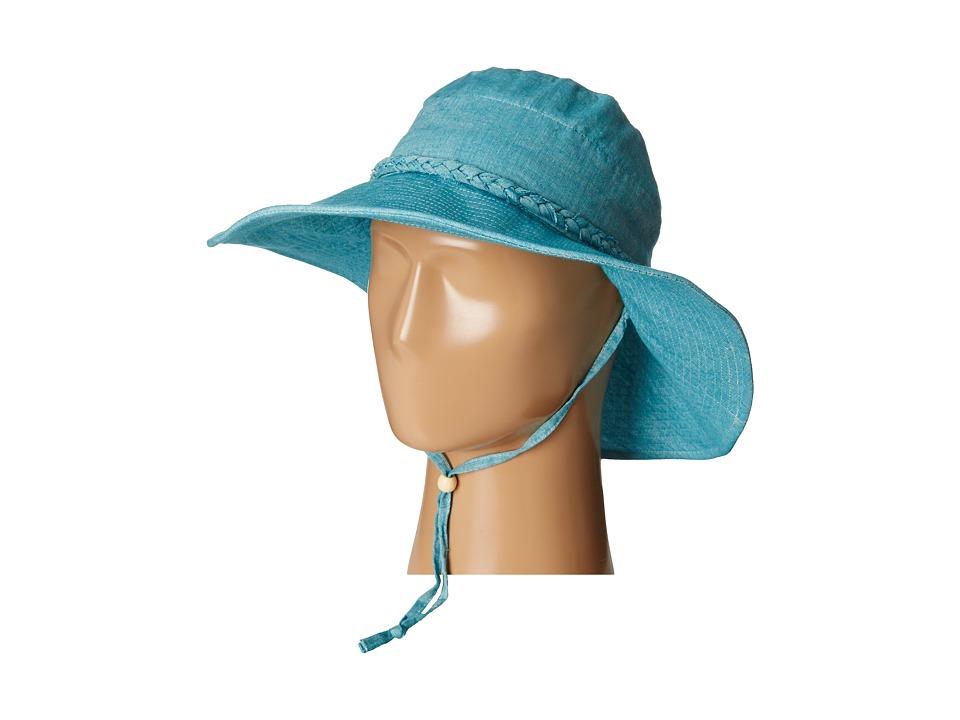 Pistil - Gelato (Turquoise) Caps