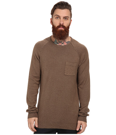 O'Neill - Presidio Sweater (Khaki) Men's Sweater