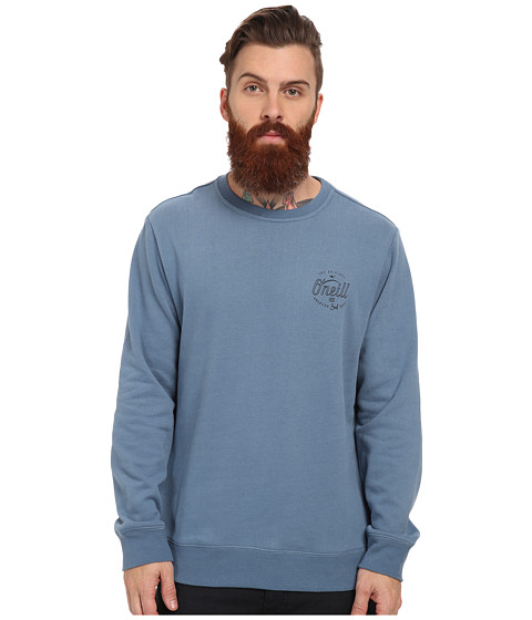 O'Neill - Beginning Fashion Fleece (Captain's Blue) Men's Long Sleeve Pullover