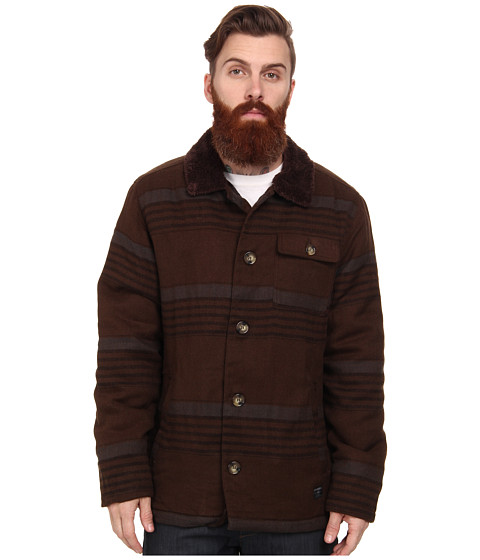 O'Neill - Parker LTD Jacket (Brown) Men's Coat