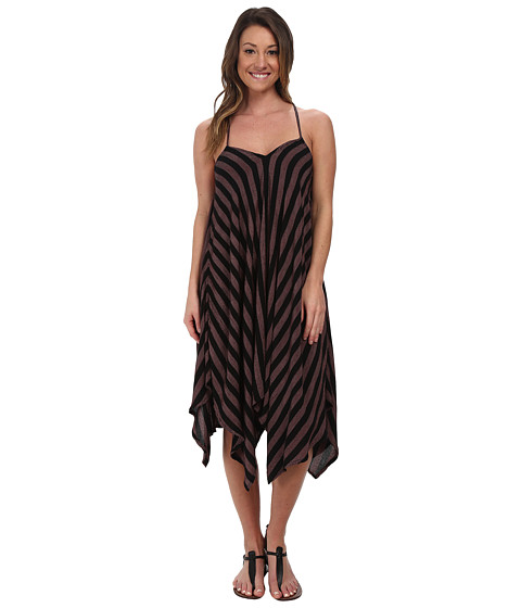 O'Neill - Sugar Dress (Black) Women's Dress
