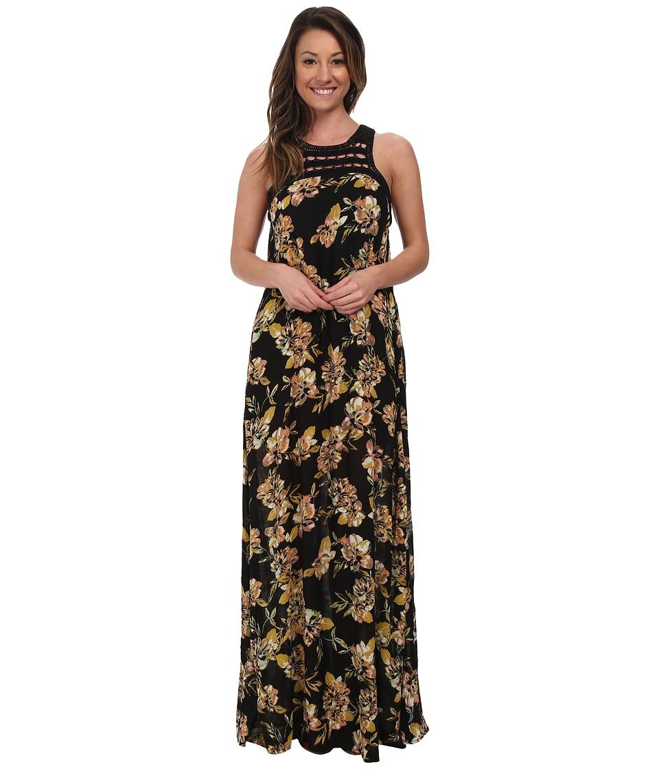 O'Neill - Moore Dress (Black) Women's Dress