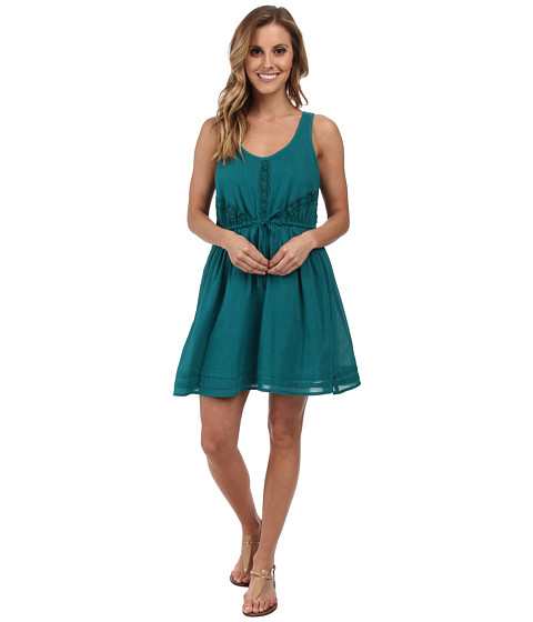 O'Neill - Demi Dress (Teal) Women's Dress