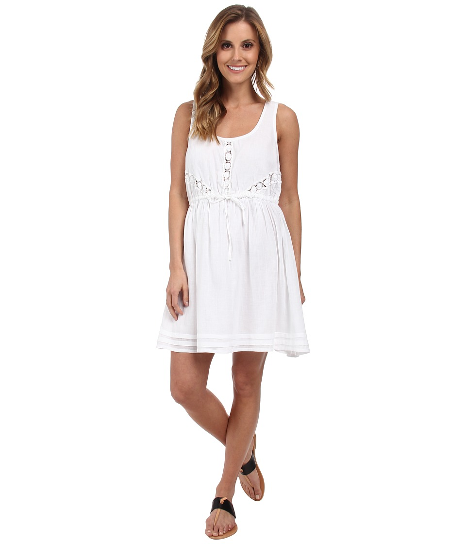 O'Neill - Demi Dress (White) Women's Dress