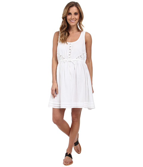 O'Neill - Demi Dress (White) Women's Dress