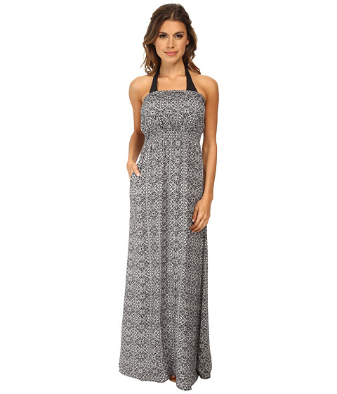 O'Neill - Marley Tube Maxi Dress (Black) Women's Dress