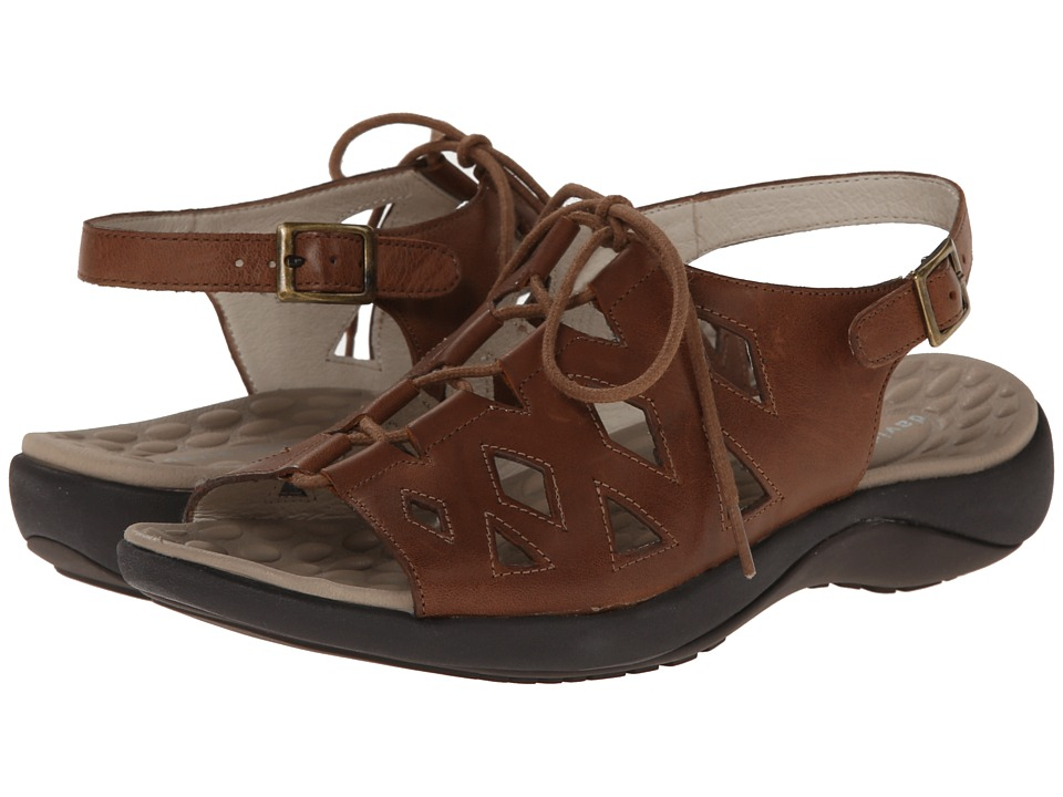 David Tate - Dallas (Luggage) Women's Sandals