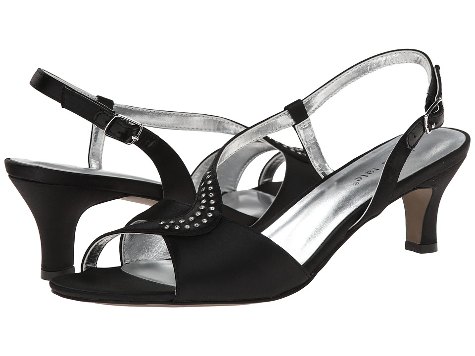 David Tate - Crescent (Black) Women's Sandals