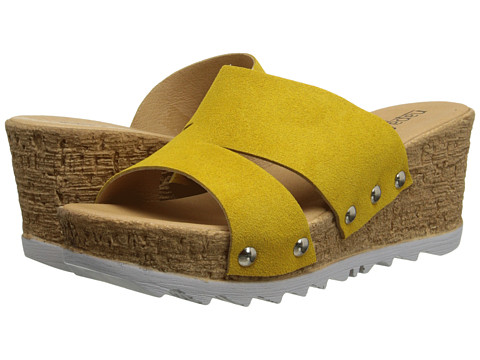 David Tate - Milano (Yellow) Women's Sandals