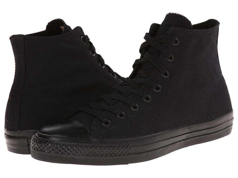 Converse Skate - CTAS Pro Hi (Black/Black) Shoes