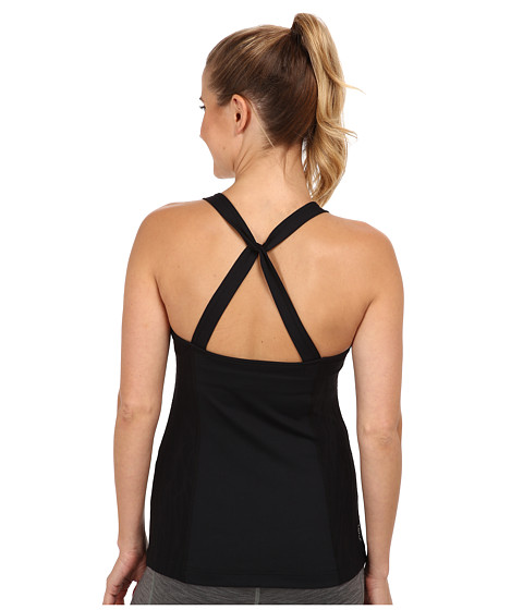 Tonic - Urban Flow Tank (Black) Women