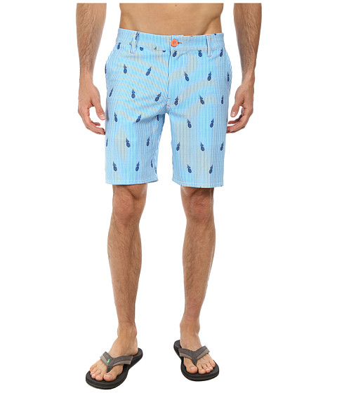 Sperry Top-Sider - Juice Bar Hopping Watershort (Crystal Blue) Men's Swimwear