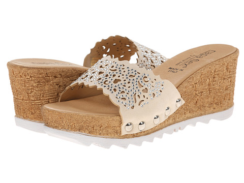 David Tate - Romantica (Natural) Women's Sandals