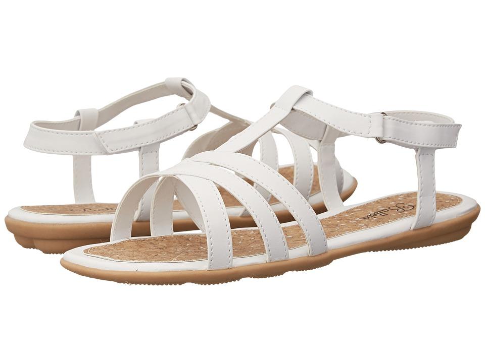 Jumping Jacks Kids - Balleto - Tess (Toddler/Little Kid/Big Kid) (White) Girls Shoes