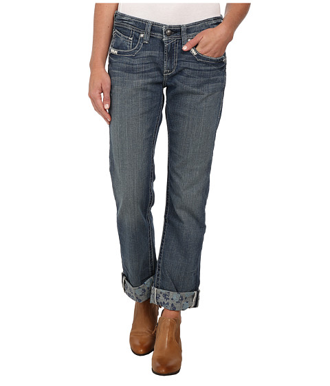 Ariat - Boyfriend True Grit in Lonestar (Lonestar) Women's Jeans