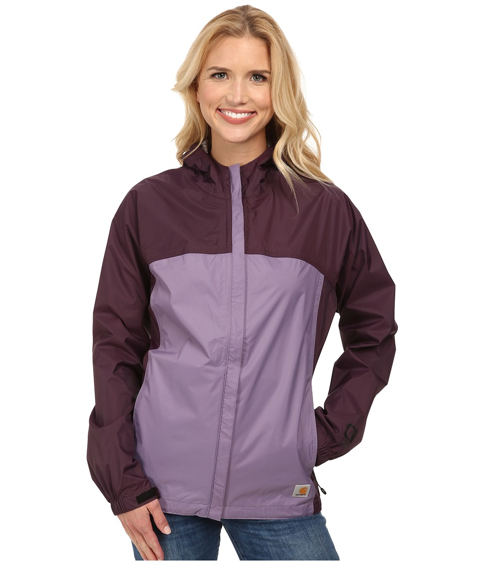 Carhartt - Mountrail Jacket (Plum/Purple Sage) Women's Coat