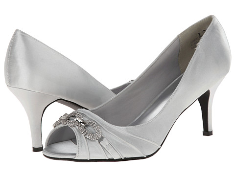 Annie - Limit (Silver) High Heels