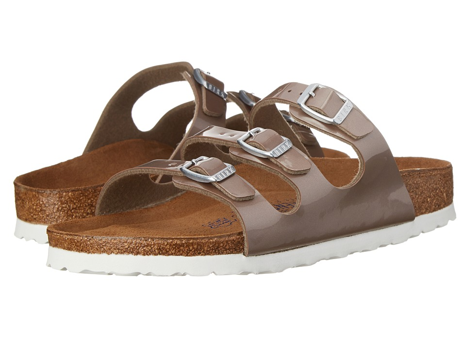 Birkenstock - Florida (Pearly Hazel Birko-Flor ) Sandals