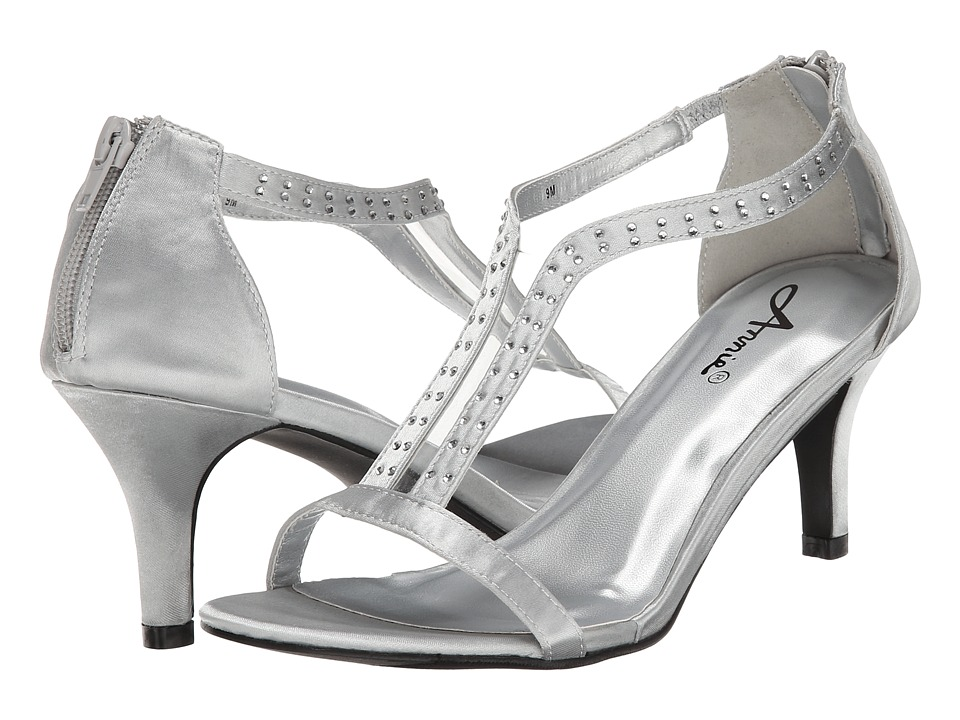 Annie - Lorelei (Silver) High Heels