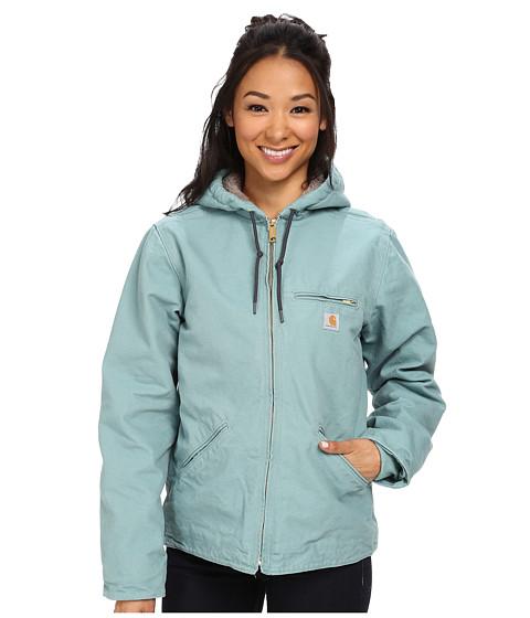 Carhartt - Sandstone Sierra Jacket (Coastline) Women's Jacket