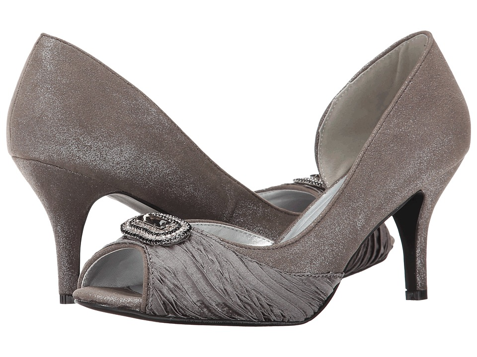 Annie - Lenna (Pewter) Women's 1-2 inch heel Shoes