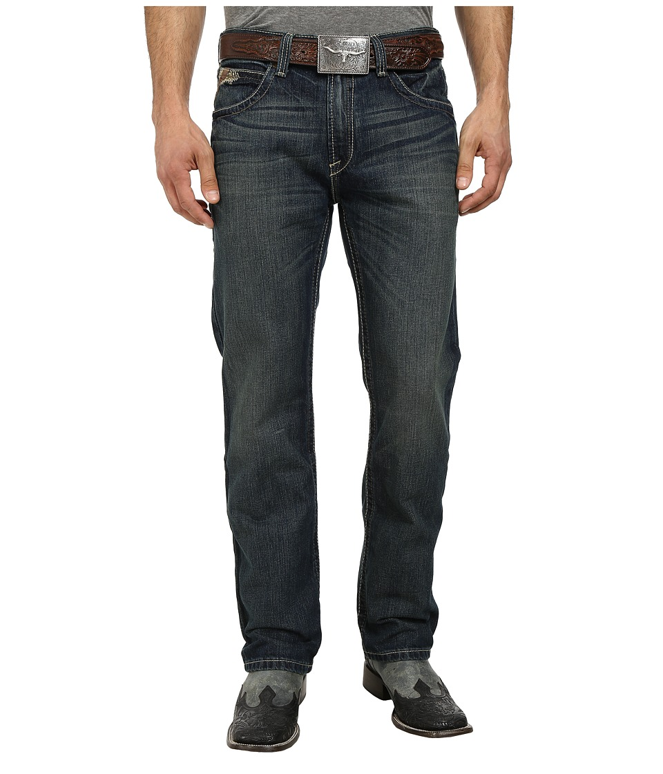 Ariat - M2 Dillinger in Deepwater (Deepwater) Men's Jeans