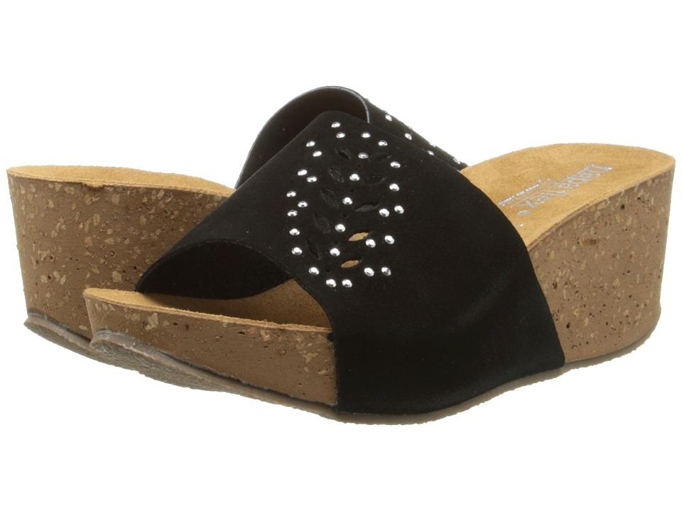 David Tate - Silvia (Black) Women's Sandals