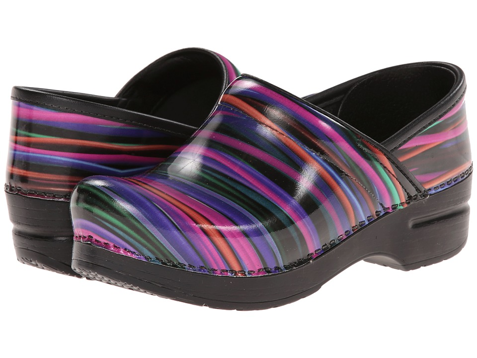 Dansko - Professional Patent (Wired Patent) Women's Clog Shoes