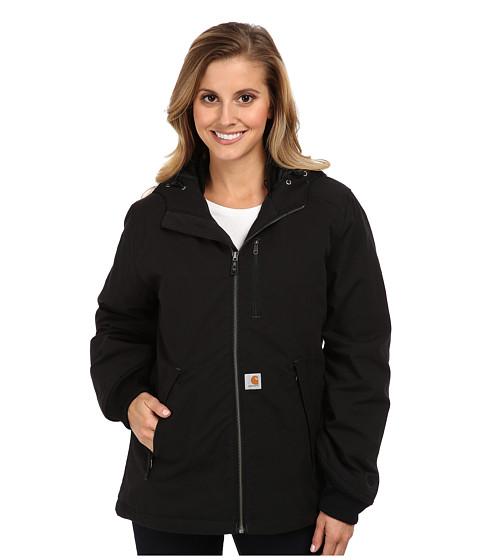 Carhartt - Quick Duck Jefferson Jacket (Black) Women