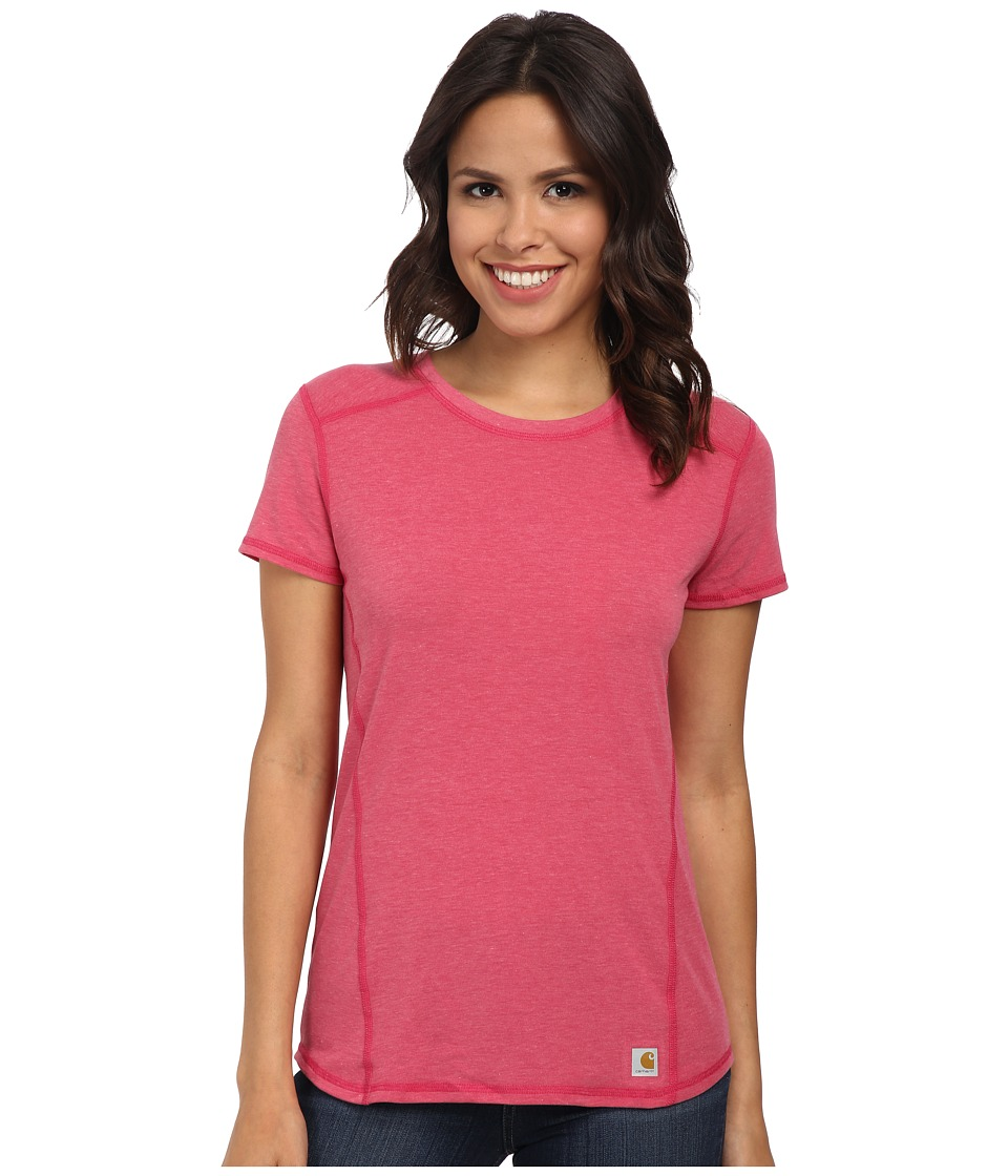 Carhartt - Force T-Shirt (Wild Pink Heather) Women