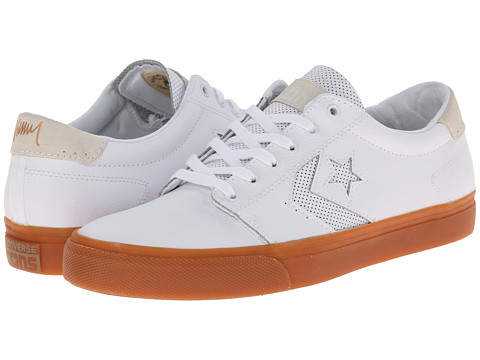 Converse - KA3 Ox (White/Gum) Skate Shoes