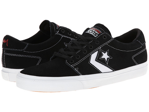 Converse - KA3 Ox (Black) Skate Shoes