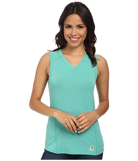 Carhartt - Force Performance Tank (Spearmint Heather) Women