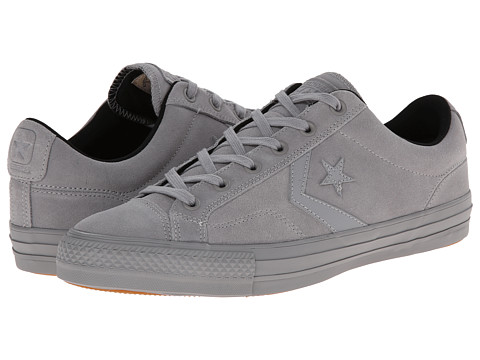 Converse - Star Player Pro Suede (Dolphin) Men's Shoes