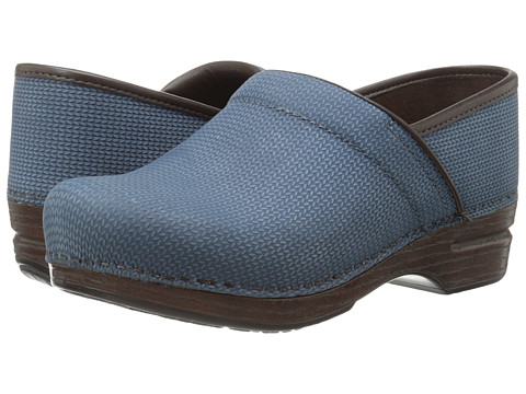 Dansko - Pro XP (Denim Knit Nubuck) Women