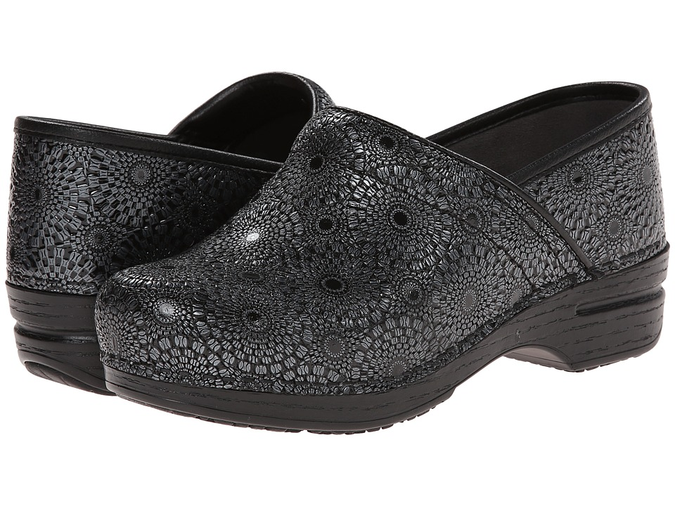 Dansko - Pro XP (Black Medallion) Women's Clog Shoes