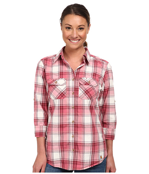 Carhartt - Huron Shirt (Cinnamon Red) Women