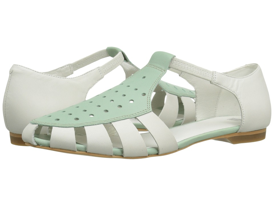 Camper - TWS - 22603 (Mint/White) Women's Shoes