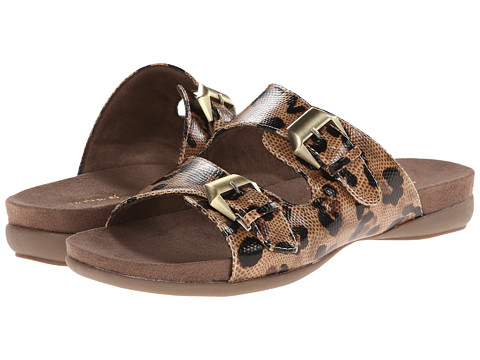 Natural Soul - Atone (Leopard) Women's Shoes