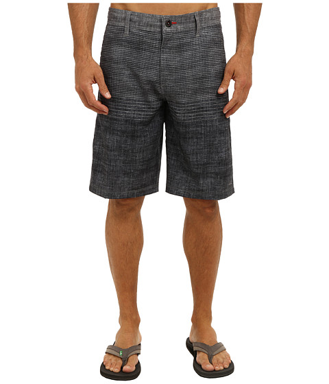O'Neill - Finally Hybrid Boardshort (Black) Men's Swimwear