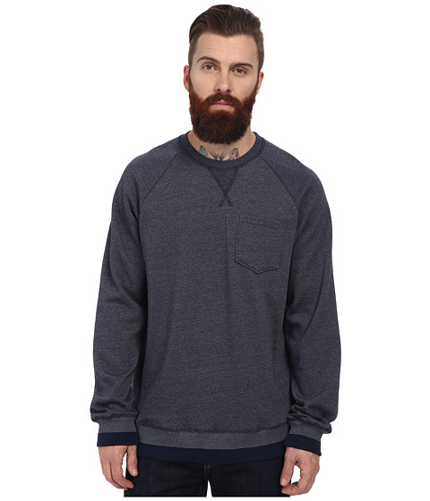 O'Neill - Stinson Sweatshirt (Navy) Men's Sweatshirt