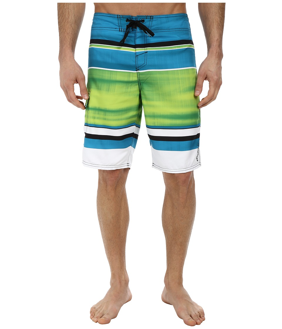 O'Neill - Trinidad Boardshort (Blue) Men's Swimwear