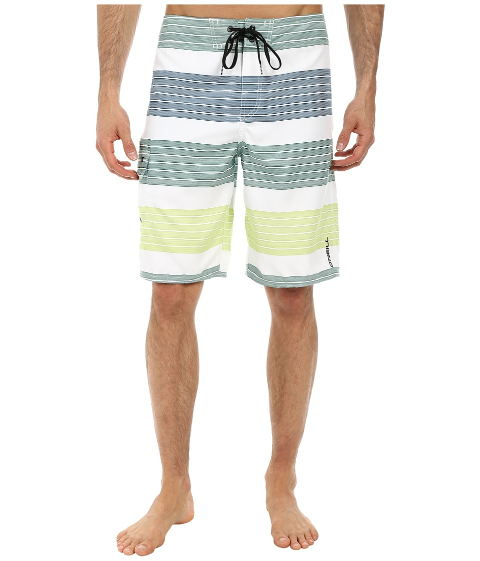 O'Neill - Trinidad Boardshort (Green) Men's Swimwear