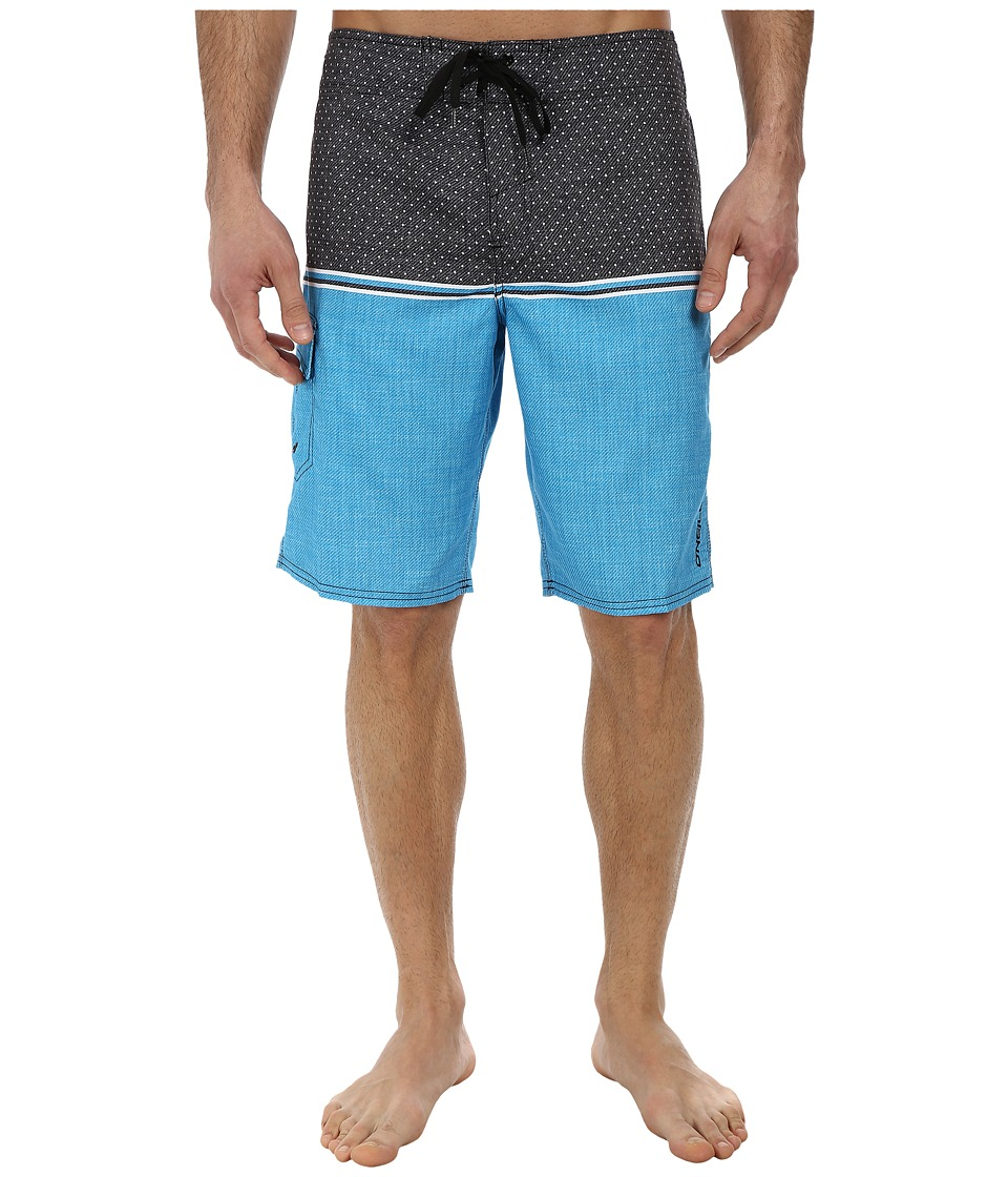 O'Neill - Trinidad Boardshort (Light Blue) Men's Swimwear