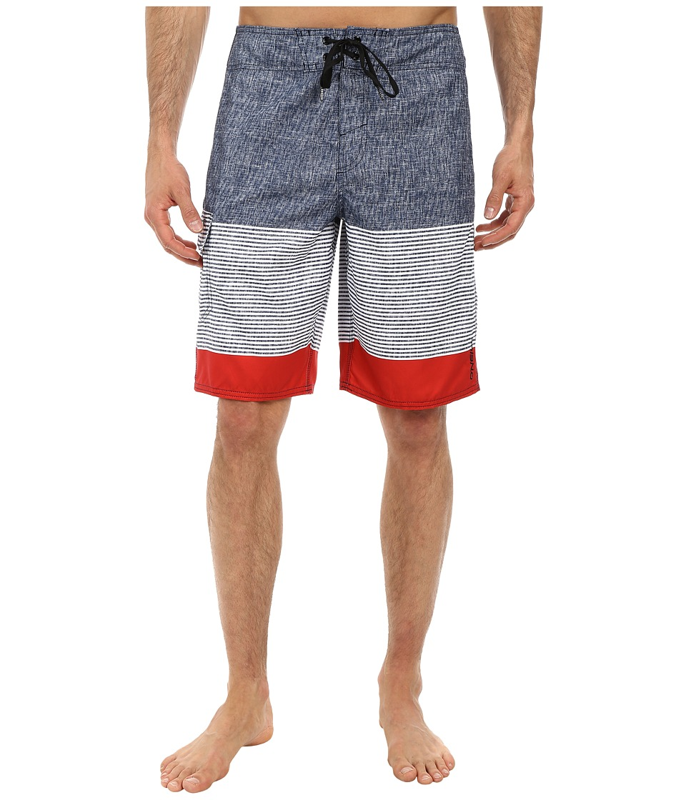 O'Neill - Trinidad Boardshort (Navy) Men's Swimwear